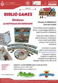 Biblio Games 2018
