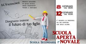 Scuola aperta a Novale